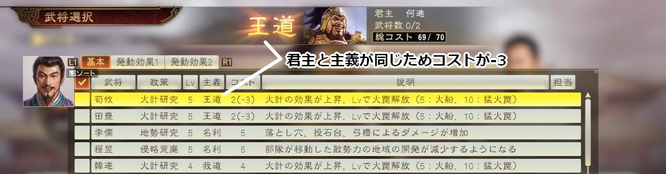 三國志14tips3-4