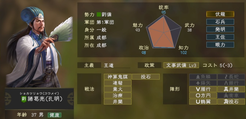 三國志14tips4-2