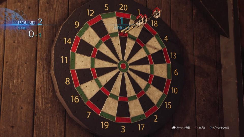 FF7リメイクミニゲーム1-3