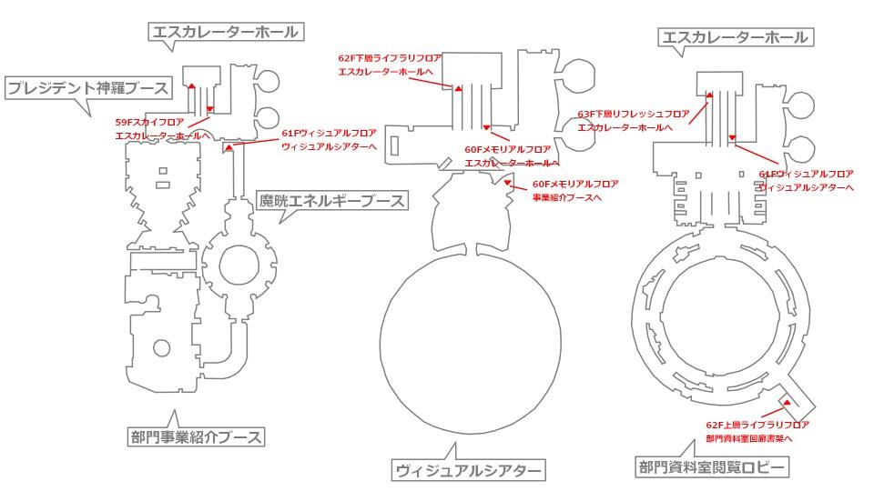 FF7リメイクマップ15-4